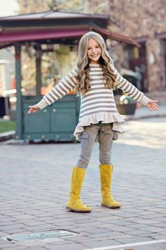 Persnickety October Sky Fall 2014 find at shabbyaddy.com Girl's Clothing, Girl's…