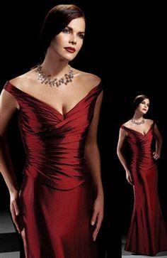 Ruffles Taffeta Sleeveless Floor-length #Prom #Dress Style Code: 02066 $109