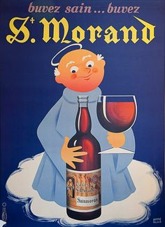 I love that there is a patron saint for WINE... :) Yay Catholics!