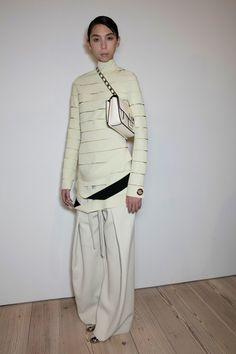 Proenza Schouler at New York Fashion Week Fall 2016 - Backstage Runway Photos