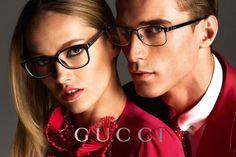 Guccis Spring 2013 Campaign Stars Anja Rubik and Karmen Pedaru by Mert & Marcus