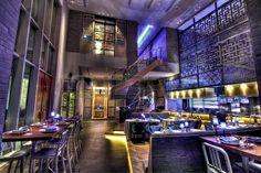 Modern Chinese Restaurant Interior Design