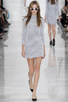 Sfilata Ralph Lauren New York - Collezioni Primavera Estate 2014 - #Vogue #nyfw #ss2014 #RalphLauren