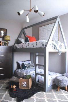 Die tollsten Hochbetten für Jungen und Mädchen! Nummer 6 ist wirklich fantastisch! - DIY Bastelideen