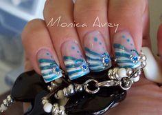 unhas decoradas nails | Flickr - Photo Sharing!