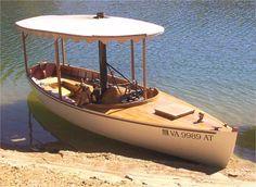 Rappahannock Boat Works / Tiny Power Steam Engines