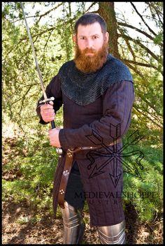 Medieval Shoppe Australia Gambeson, Wambais, Aketon - Renaissance Coat