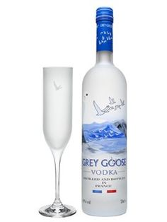 Still wanna try this shit y'all. Grey Goose Vodka