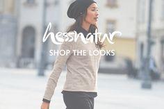 hessnatur x shop the looks