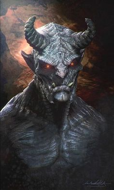 Demon Creation Process - Zbrush Tutorial