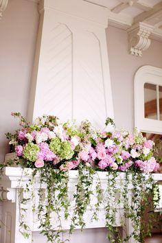 Flores de balcón