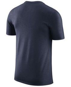 Nike Men's New Orleans Pelicans Dri-fit Cotton Logo T-Shirt - Blue XXL