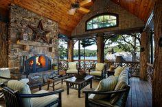 Tour a Rustic Lake House in Tiger, Ga. | HGTV.com's Ultimate House Hunt | HGTV