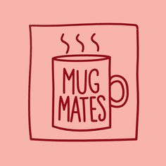 mug mates   first round subscription 4 makers, 4 months, 4 mugs.  Houston Design Co. // Paul Melser // Taus // Wundaire  first delivery for new subscriptions 1/10  *the first round subscriptions are only open for delivery to NZ addresses. there will be limited sets of all 4x mugs available for overseas friends at the end of the 4 months on the 1/12/16. keep an eye on the instagram @mugmates or send us a message via the contact form and we'll add you to the mailinglist x Contact Form, 4 Months, Kiwi, Houston, The Creator, Delivery, Messages, Eye