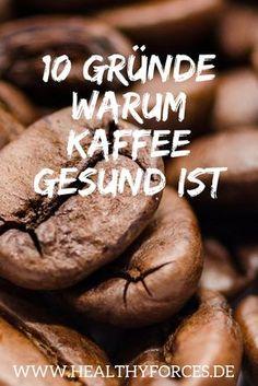 Kaffee hat einen zweifelhaften Ruf - zu Unrecht! Erfahre hier, warum Kaffee gesund ist und wie er dir sogar beim Abnehmen helfen kann.