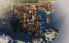 Game of Thrones locations recreated in Minecraft - 14 of 17