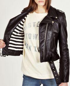 The Edith Miller Moto Jacket