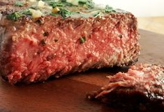 The best way to cook a steak from America's Test Kitchen. www.thesouthinmymouth.com Easy Meat Recipes, Grilling Recipes, Dinner Recipes, Cooking Recipes, Healthy Recipes, American Test Kitchen, Cooks Illustrated Recipes, Cooks Country Recipes, Cooking The Perfect Steak