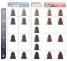 ブリーチなしのダメージレスで外国人風の髪色とツヤが手に入る「イルミナカラー」が登場しました。イルミナカラーのバイオレッド・オーシャン・ヌード・サファリ・コーラルのヘアスタイルをご紹介いたします。