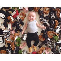 Potato feet | shoes | cute | fashion | moccasins | baby|