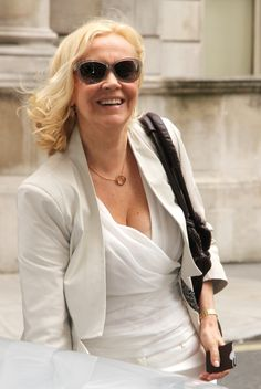 Agnetha in London on August Abba Mania, First Crush, Ageless Beauty, Popular Music, Her Music, Debut Album, Pop Group, Most Beautiful, Celebs