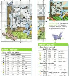 07-01 - Nelson and Tibs and butterfly - Nelson's World Calendar 2010