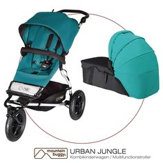 Mountain Buggy Urban Jungle