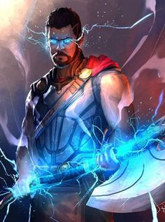 How did you guys like Thor Ragnarok? I loved it! I thought it was the best Thor movie. Im not going to spoil it dont worry Marvel Dc Comics, Odin Marvel, Marvel Avengers, Marvel Fan, Marvel Heroes, Avengers Humor, Marvel Characters, Marvel Movies, Movie Characters