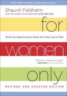 For Men Only, Revised and Updated Edition - Shaunti Feldhahn...: For Men Only, Revised and Updated Edition - Shaunti… #Christianity