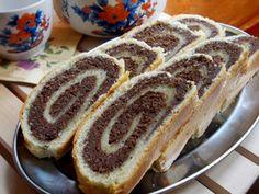 Mini (rogač) štrudle bez kvasca by clarice Albanian Recipes, Croatian Recipes, Baking Recipes, Dessert Recipes, Kolaci I Torte, Torte Cake, Bread And Pastries, Special Recipes, Sweet Cakes