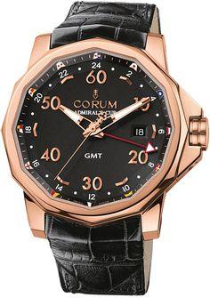 GMT Corum Watch #luxurywatch #Corum-swiss Corum Swiss Watchmakers watches #horlogerie @calibrelondon