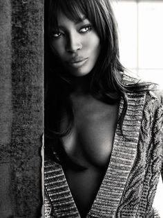 Publication: Vanity Fair Spain November 2014 Model: Naomi Campbell Photographer: Nico Fashion Editor: Carla Aguilar