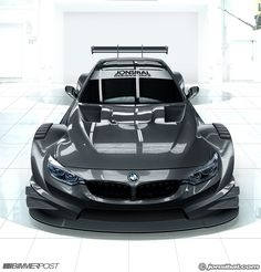BMW M4 Race Car to compete in 2014 TUDOR United SportsCar Championship Photo
