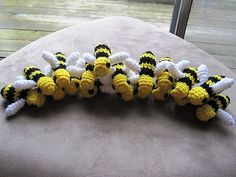 Ravelry: Bumble Bee Baby pattern by Ivory Herman