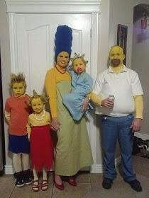 family halloween costume ideas with toddler - Google Search