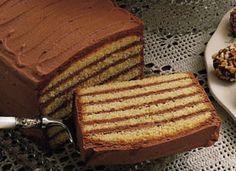 German Cocolate Torte