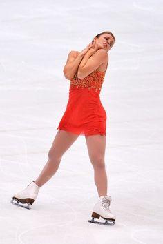 SAITAMA, JAPAN - OCTOBER 05:  Ashley Wagner of United States performs during the Japan Open 2013 Figure Skating at Saitama Super Arena on Oc...
