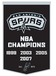 San Antonio Spurs  Since a kid I have watched and loved this team through it's successes and it's failures.  We ride till the spurs fall of!