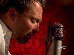 "▶ Thom Yorke plays ""The Clock"" - YouTube"