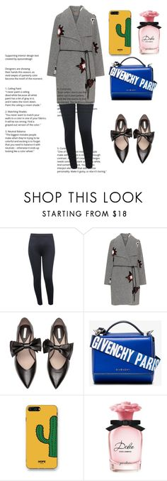 """""""Koreans"""" by artemisyuri on Polyvore featuring M&Co, Open End, Givenchy, WithChic and Dolce&Gabbana"""