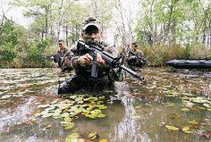 army rangers - swamp