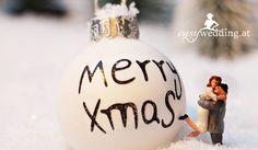 Easywedding wünsch Frohe Weihnachten!