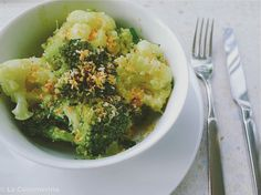 Broccoli Blumenkohl Salat / salad with broccoli and cauliflower Different Salads, Broccoli Salad, Cauliflower, Vegetables, Food, Salads, Recipies, Cauliflowers, Essen