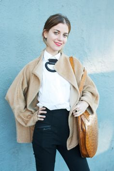 Street Style: Echo Park Craft Fair #refinery29