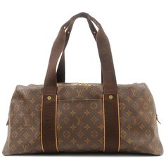 LOUIS VUITTON Monogram Weekender MM Boston Bag M40476 Used F/S