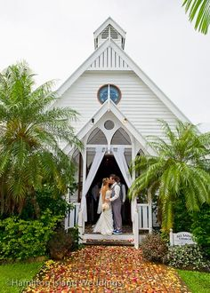 Hamilton Island Weddings Australia - All Saints Chapel