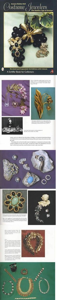Price Guides and Publications 171122: Vintage Costume Jewelry By Famous Designers Price Guide Incl Trifari And Others -> BUY IT NOW ONLY: $39.95 on eBay!