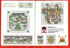 1 Gallery.ru / Фото #2 - Christmas Chartbook - Auroraten