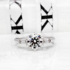 Custom made diamond engagement ring #bykalfinjewellery #diamondjewellery #diamonds #custommaderings #diamondringsmelbourne #engagementringsmelbourne #weddingrings #cbdjewellers #bestjeweller #bestdiamonds #diamondhalorings #cityjeweller #collinsst #solitaire #weddingrings #gentsring #melbourne www.kalfin.com.au