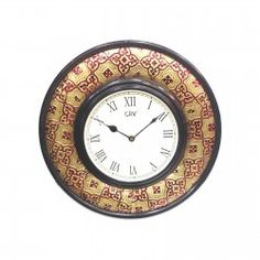 Antiquated Wall Clock